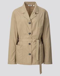 W's U shirt jacket