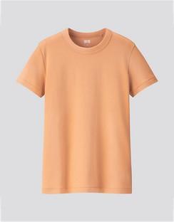W's U crew neck S/S t-shirt