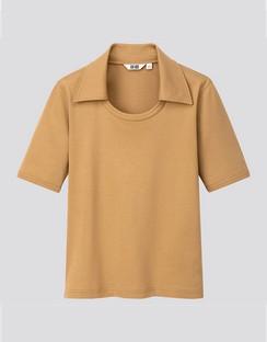 W's U S/S polo shirt