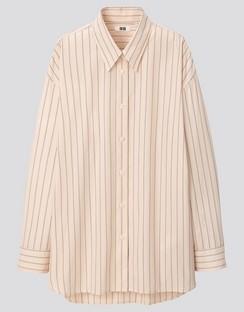 W's U oversized L/S shirt