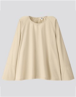 W's U L/S T blouse