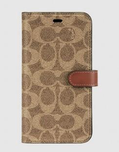 Coach Folio Case for iPhone 11 Pro