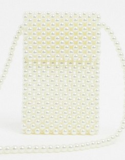 Pearl Phone Pouch