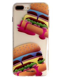 x Brielle Biermann Eat In Get Out iPhone 6/6s/7/8 Plus Case