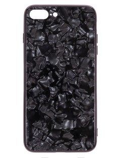 Marble Tempered Glass Iphone 7/8 Plus Case