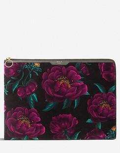 Romance Canvas Laptop Case 13