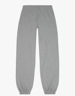 Regular Track Pants Grey Marl