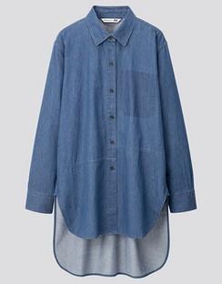 JWA Long Sleeve Long Shirt