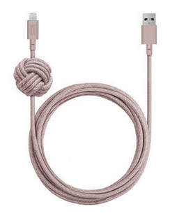 Native Union Night Cable - Rose
