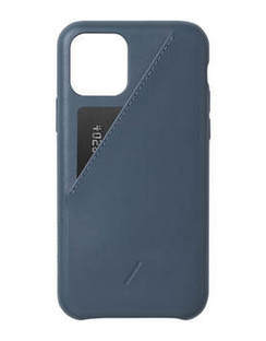 Native Union Clic Card iPhone 11 Pro Case - Navy