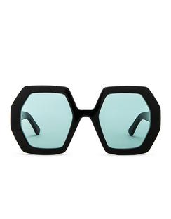 Runway Geometric Sunglasses