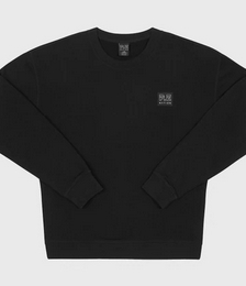 Fortitude Sweat in Black