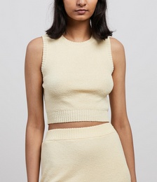 Mimi Knit Crop Top