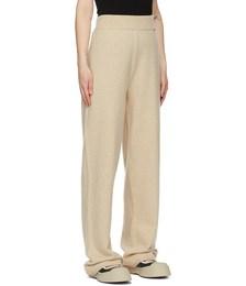 Beige Cashmere N°104 Trouser Lounge Pants