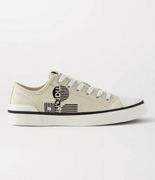 Binkoo Logo-print Canvas Sneakers
