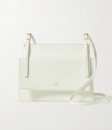 Alexis Leather Shoulder Bag