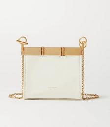 Cassia Mini Leather Shoulder Bag