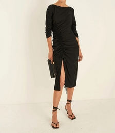 Rouched Dress