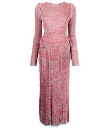 Deconstruct Long-sleeved Dress