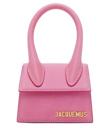 Pink 'Le Chiquito' Clutch
