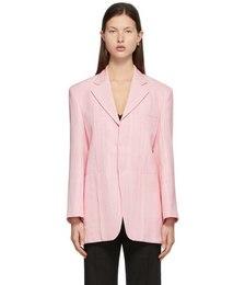 Pink 'La Veste D'Homme' Blazer