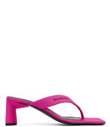 Pink Flip Flop Heels