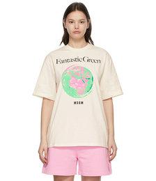 Off-White 'Fantastic Green' T-Shirt