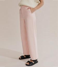 Australian Cotton Wide Leg Jean