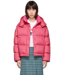 Pink Down Onis Jacket