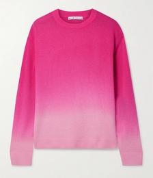 Gleeson Ombré Cashmere-blend Sweater