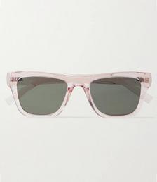 Le Phoque D-frame Acetate Sunglasses
