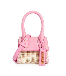 Le Chiquito Straw Bag