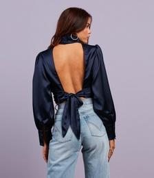 Parisian Girl Silky Shirt