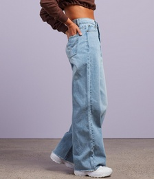 Celestial Super Wide Leg Jeans