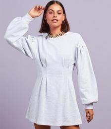 Fair Game Sweat Mini Dress