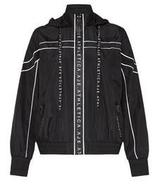 Hooded Windbreaker Jacket 016