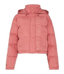 Cropped Puffer Jacket 001