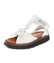 Bow Front Sandals