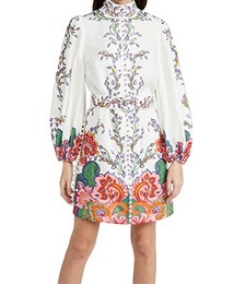 The Lovestruck Buttoned Tunic
