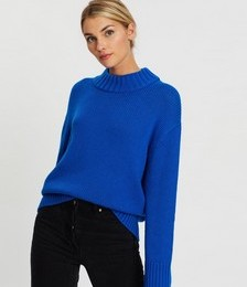 Avril Relaxed Knit Sweater