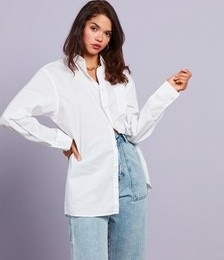 Your Dad's Oversized Shirt