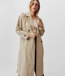 The Oversized Trench