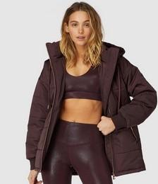 Arctic Black Puffer Jacket