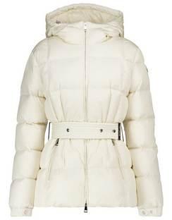 Illiec Belted Down Jacket