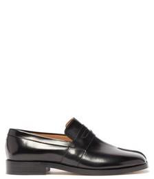 Tabi Split-toe Leather Loafers