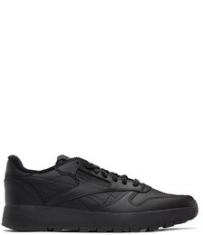 Black Reebok Edition Classic Leather Tabi Sneakers