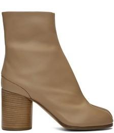Tan Tabi Boots