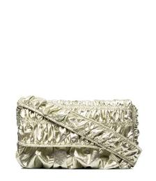 Bumpy Baguette Shoulder Bag