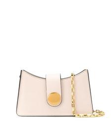 Mini Baguette Leather Bag