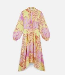 Alyssa Silk Dress